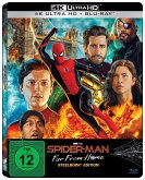 Spider-Man: Far From Home 4K Ultra HD Blu-ray + Blu-ray / Steelbook