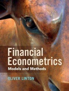 Financial Econometrics (eBook, PDF) - Linton, Oliver