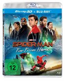Spider-Man: Far from Home 3D-Edition