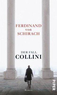 Der Fall Collini (Mängelexemplar) - Schirach, Ferdinand von