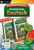 Aufbaupaket Grundschule Deutsch (Pädagogisch getestet!)