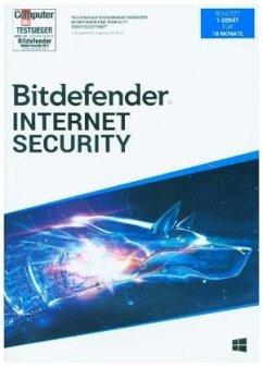 Bitdefender Internet Security 2020 (1Gerät/18Monate)