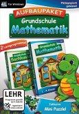 Aufbaupaket Grundschule Mathe (Pädagogisch getestet!)