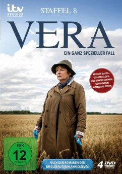 Vera - Staffel 8 - Vera