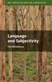 Language and Subjectivity (eBook, PDF)