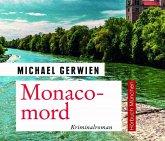 Monacomord / Exkommissar Max Raintaler Bd.11 (1 MP3-CD)