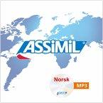 ASSiMiL Norwegisch ohne Mühe, MP3-CD / Assimil Norwegisch ohne Mühe