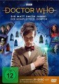 Doctor Who Die Matt Smith Jahre: Der komplette 11. Doktor LTD., 21 DVD
