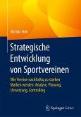 Strategische Entwicklung von Sportvereinen