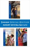 Harlequin Special Edition August 2019 - Box Set 2 of 2 (eBook, ePUB)