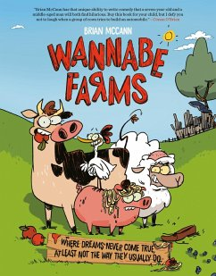 Wannabe Farms (eBook, ePUB) - McCann, Brian
