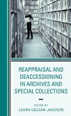 Reappraisal and Deaccessioning in Archives and Special Collections (eBook, ePUB)