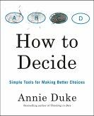 How to Decide (eBook, ePUB)