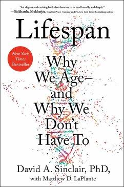 Lifespan (eBook, ePUB) - Sinclair, David A.; Laplante, Matthew D.