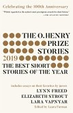 The O. Henry Prize Stories 100th Anniversary Edition (2019) (eBook, ePUB)