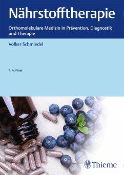 Nährstofftherapie (eBook, ePUB) - Schmiedel, Volker