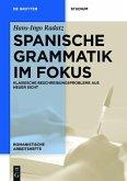 Spanische Grammatik im Fokus (eBook, ePUB)