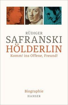 Hölderlin (eBook, ePUB) - Safranski, Rüdiger