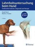 Lahmheitsuntersuchung beim Hund (eBook, PDF)