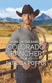 Home on the Ranch: Colorado Rancher (eBook, ePUB)
