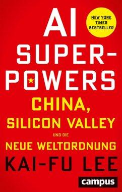 AI-Superpowers (eBook, ePUB) - Lee, Kai-Fu
