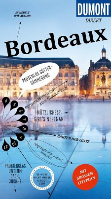 DuMont direkt Reiseführer Bordeaux (eBook, PDF) - Görgens, Manfred