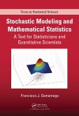 Stochastic Modeling and Mathematical Statistics (eBook, PDF)