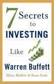 7 Secrets to Investing Like Warren Buffett (eBook, ePUB)