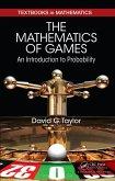 The Mathematics of Games (eBook, PDF)