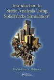 Introduction to Static Analysis Using SolidWorks Simulation (eBook, PDF)