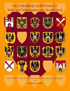 Stifts- und Stadtwappen von Quedlinburg (eBook, ePUB)