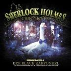 Sherlock Holmes Chronicles - X-Mas Special - Die blaue Karfunkel, 1 Audio-CD