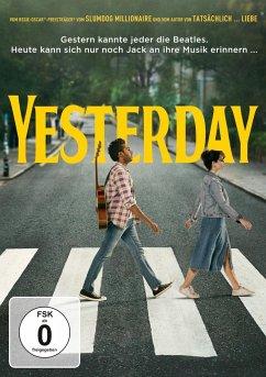 Yesterday - Himesh Patel,Lily James,Sophia Di Martino