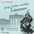 Junge Liebe zwischen Trümmern, 5 Audio-CDs (Mängelexemplar)