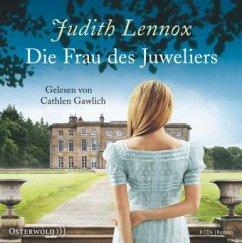 Die Frau des Juweliers, 8 Audio-CDs (Mängelexemplar) - Lennox, Judith