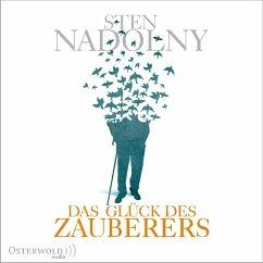 Das Glück des Zauberers, 8 Audio-CDs (Mängelexemplar) - Nadolny, Sten