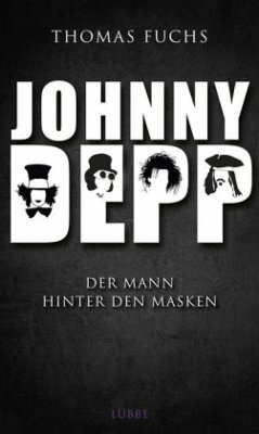 Johnny Depp (Mängelexemplar) - Fuchs, Thomas