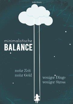 minimalistische Balance - Benson, Anders
