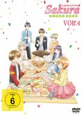 Cardcaptor Sakura - Clear Card Arc - 2. Staffel - DVD Vol. 4 - Ep. 18-22 - 2 Disc DVD