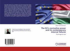 The EU's normative power and its contemporary internal failures