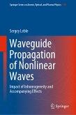 Waveguide Propagation of Nonlinear Waves (eBook, PDF)