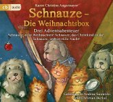 Schnauze - Die Weihnachtsbox, 3 Audio-CD