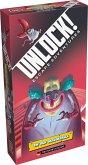 Asmodee SCOD0025 - Unlock! in der Mausefalle, Strategiespiel, Reisespiel