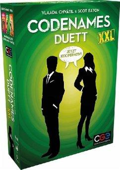 Codenames Duett XXL (Spiel)