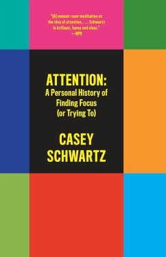 Attention: A Love Story (eBook, ePUB) - Schwartz, Casey