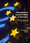 Management Careers Made in Germany (eBook, PDF)