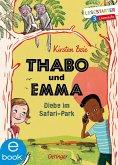 Diebe im Safari-Park / Thabo und Emma Bd.1 (eBook, ePUB)