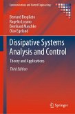 Dissipative Systems Analysis and Control (eBook, PDF)