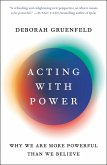 Acting with Power (eBook, ePUB)