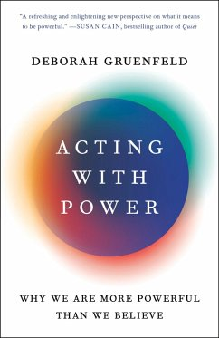 Acting with Power (eBook, ePUB) - Gruenfeld, Deborah